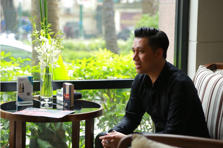 Diễn viên Việt Anh chia sẻ cho các doanh nhân cách giữ phong độ đàn ông cùng thực phẩm Zawa