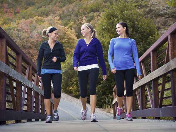 Lợi ích sức khỏe nhờ đi bộ 30 phút/ngày